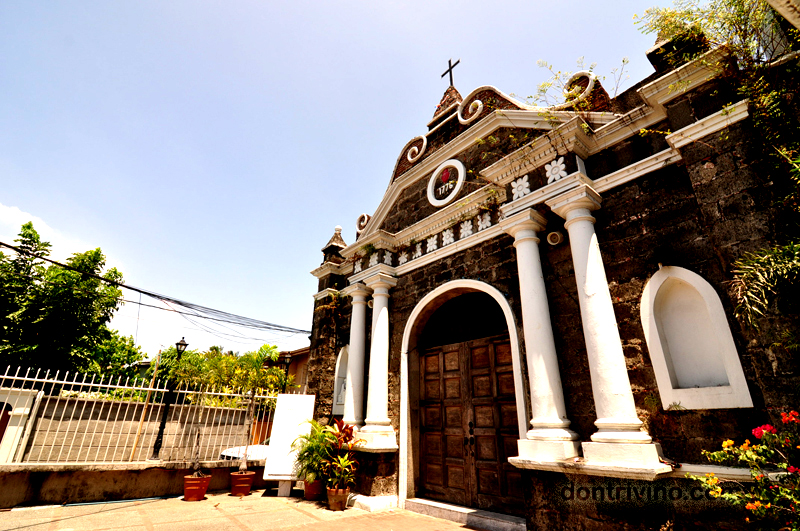 San Nicolas1 The Old Churches of Metro Manila Series