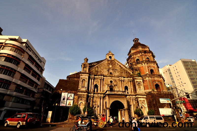 Binondo Church – Minor Basilica of San Lorenzo Ruiz