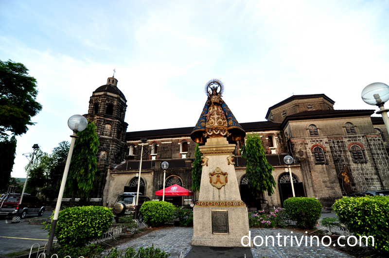 Sta. Ana Church – The National Shrine of Our Lady of the Abandoned