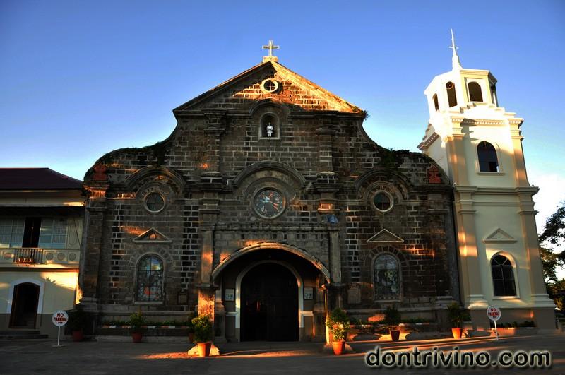 San Juan Nepomoceno Church, San Juan Batangas