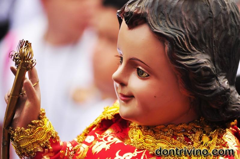 Solemn Procession of Santo Niño