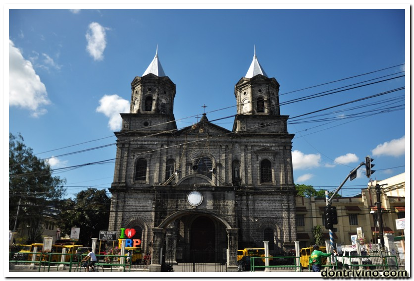 Holy Rosary Parish Church Angeles City Holy Rosary Parish Church of
